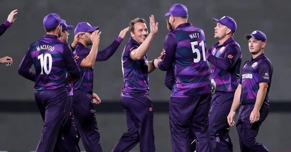 No favourites in T20 cricket: Reactions as Scotland shock Bangladesh in World Cup group stage