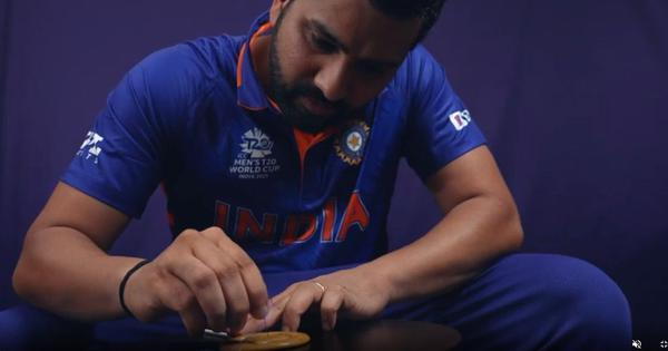 Watch: Indian cricket team put to the 'Squid Games' test ahead of T20 World Cup