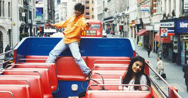 Watch: A tribute to 'Dilwale Dulhania Le Jayenge' and Maratha Mandir