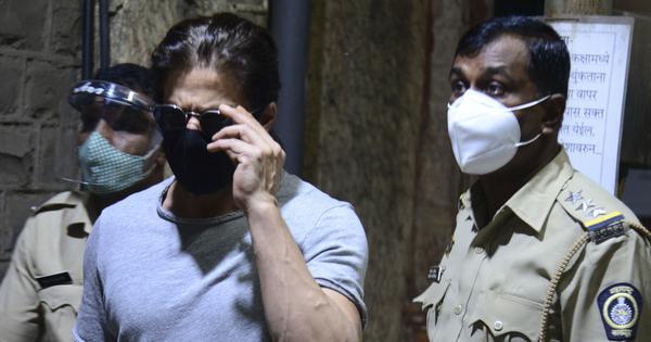 NCB teams visit Shah Rukh Khan, Ananya Pandey's homes in Mumbai