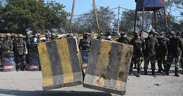 Singhu killing: Haryana Police file FIR against victim for allegedly hurting religious feelings