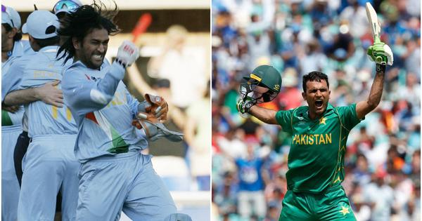 From 2007 World T20 final to Miandad's winning six: Best India-Pakistan games in white-ball cricket
