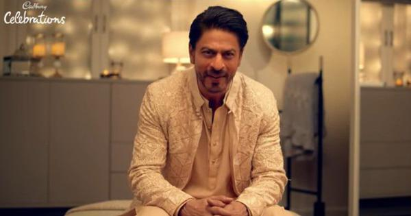 Watch: Shah Rukh Khan and some AI star in Cadbury's Diwali ad promoting hyperlocal businesses