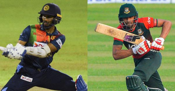 T20 World Cup, SL vs BAN as it happened: Asalanka, Rajapaksa power Sri Lanka to 5-wicket win