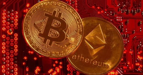 A greener and faster Ethereum could overtake Bitcoin as the biggest cryptocurrency on the internet