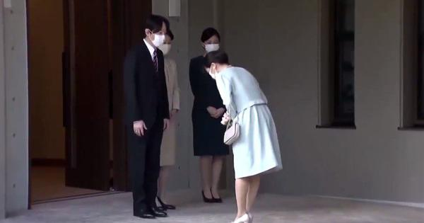 Watch: Japan's Princess Mako gives up her royal title, leaves imperial residence to marry fiancé
