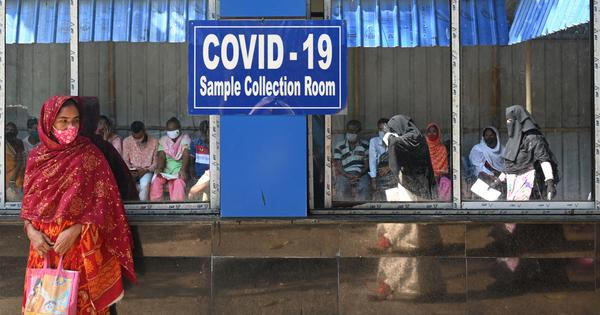 Coronavirus: India records 13,451 new infections, Centre flags rise in cases in West Bengal