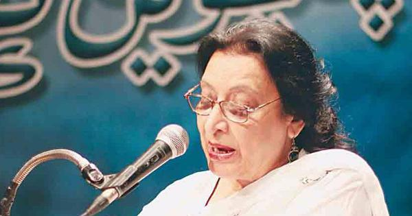 'Never thought of myself as a rebel. A poet has a different framework': Fahmida Riaz (1946-2018)