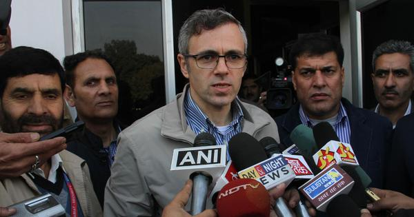 J&K: Omar Abdullah vows to withdraw cases against those booked for stone-pelting if voted to power