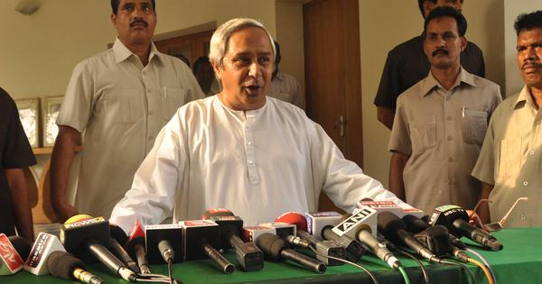 Odisha Assembly elections: Naveen Patnaik's Biju Janata Dal establishes firm lead in early trends