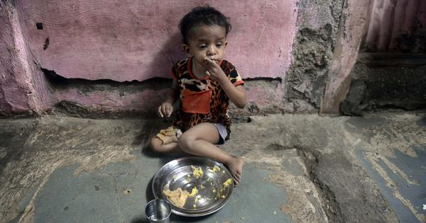 India's children are not getting the nutrition they need. Here is a measure that could help