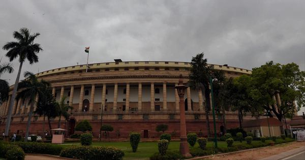 Parliament: BJP calls for an apology to Smriti Irani, Lok Sabha adjourns for the day