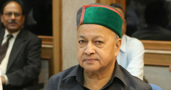 Money laundering: ED files supplementary chargesheet against ex-Himachal Pradesh CM Virbhadra Singh