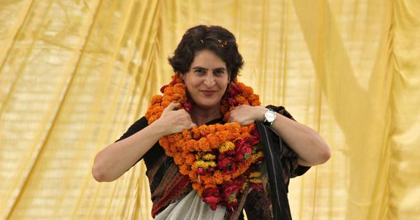 Priyanka Gandhi's formal entry into politics has enthused party workers – but she won't have it easy