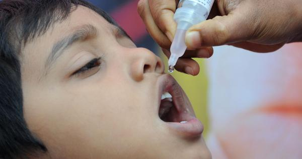 Polio: No shortage of vaccine, immunisation programme not postponed indefinitely, says Centre