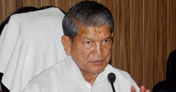 FIR filed against former Uttarakhand CM Harish Rawat by CBI in horse-trading case