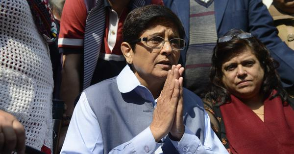SC dismisses appeals by Kiran Bedi, Centre against Madras HC order curtailing her powers