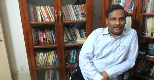 GN Saibaba removed as assistant professor from Delhi University's Ram Lal Anand College