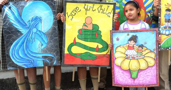UN report says 4.6 lakh girls were 'missing' at birth in India each year from 2013 to 2017