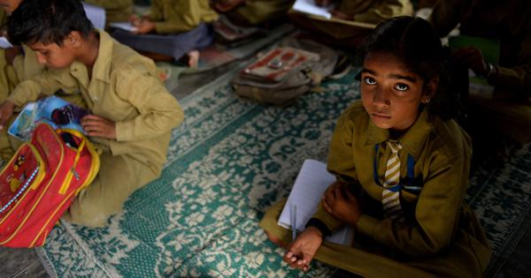 Because of Aadhaar, over one million children in India were denied admission to schools