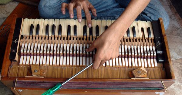 Listen: How the harmonium influenced the way Hindustani musicians chose their tonic note