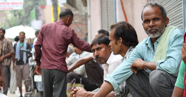 'Our Diwali is gone': Delhi's contract workers struggle to make ends meet after steep pay cuts
