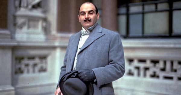 Hercule Poirot, still the world's most loved detective, turns 100