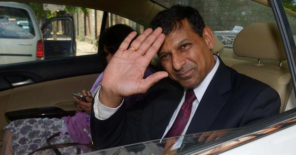 Raghuram Rajan hits back at Centre, says most of his time as RBI chief was under BJP-led government