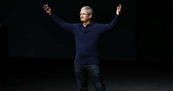 Restraining order against man of Indian origin for allegedly stalking Apple CEO Tim Cook