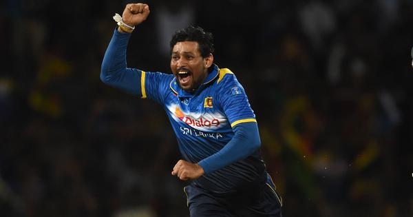 Former Sri Lanka cricketer Dilshan joins Rajapakse's party soon after his government was voted out