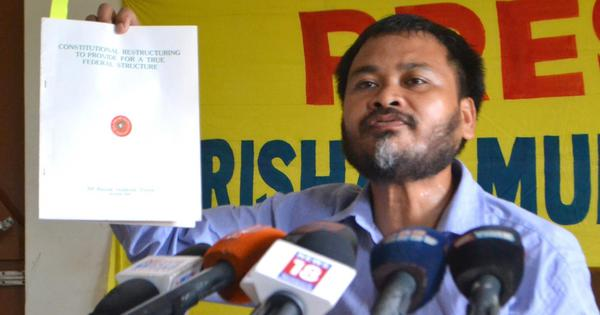 CAA protests: Assam activist Akhil Gogoi denied bail by NIA court in Guwahati