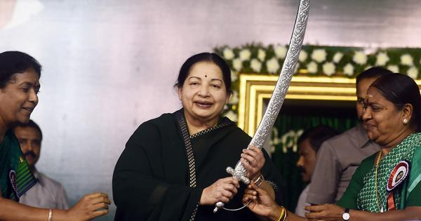 How an inexperienced Jayalalithaa proved to be a decisive politician instantly, taking on the Centre