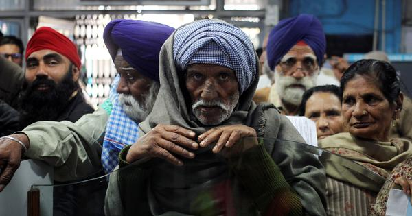 Senior Citizens Bill will fail to provide India's elderly the 'life of dignity' it claims to