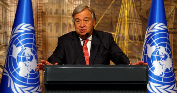 India is a 'very important actor' in global efforts against climate change, says UN chief
