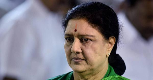 VK Sasikala admitted to hospital after complaining of fever, breathlessness