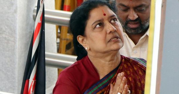 VK Sasikala tests positive for coronavirus, shifted to ICU at Bengaluru's Victoria Hospital
