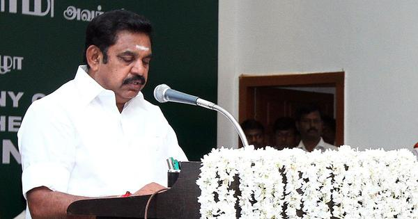 'We need every drop of water': Tamil Nadu CM thanks Kerala for offering to supply drinking water