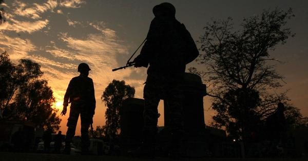 Manipur: Four suspected militants killed in gunfight with security forces