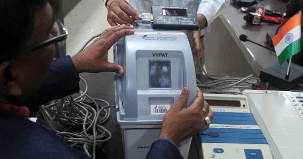 Full text: VVPAT audit of EVMs must be proper, not just tokenism, ex-bureaucrats say in open letter