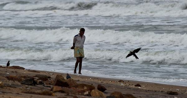 India diluted the law that protects its coastal areas once the public could no longer give inputs