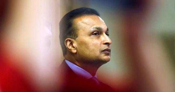 Reliance Communications' lenders reject resignations of Anil Ambani, four other directors