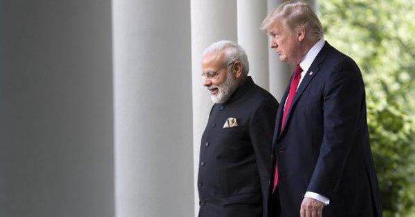 Shiv Sena accuses Centre of running a 'hide poverty' campaign during Donald Trump's visit to India