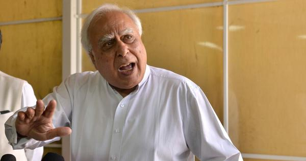 Parliament: Centre will do anything for cows but nothing to protect human lives, says Kapil Sibal