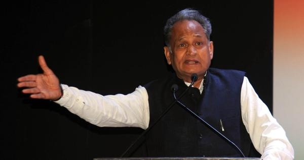 Rajasthan: IT department, ED raid two people linked to CM Ashok Gehlot amid political crisis