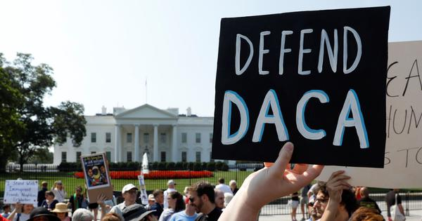US: Supreme Court blocks Donald Trump's bid to scrap 'Dreamers' immigration policy