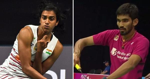 Swiss Open Super 300: Srikanth, Sindhu enter SF with straight-games win, Satwik-Chirag fight back