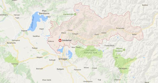 Jammu and Kashmir: Suspected militant killed in gunfight with security forces in Ganderbal district