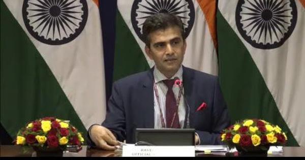 India says it is prepared to deal with US decision to end waivers on oil imports from Iran