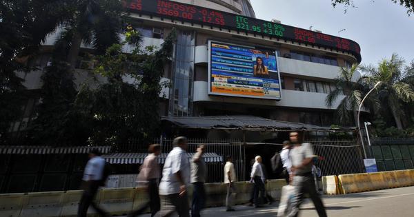 Sensex closes at record high of 40,469, Nifty ends at 11,966 after crossing 12,000-mark