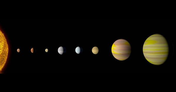 The Pluto effect: The Sun and Moon were once planets, and the Earth was not